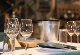 Music & Wine with Claire Northey String Quartet at Averys Wine Merchants
