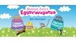 Eggstravaganza at Bristol Zoo