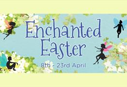 Enchanted Easter at Wild Place