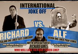 International Joke Off at Bristol Improv Theatre