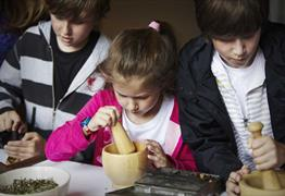 Victorian Month at Tyntesfield: Victorian Food