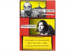 Stanley Brinks & Freschard Live at the Launderette