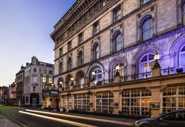 Mercure Bristol Grand Hotel Christmas Parties