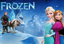 Pop-up Cinema -  Frozen at St Alban's Church
