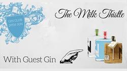 Gin Club with nginious at the Milk Thistle