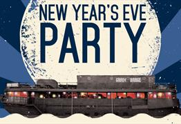 New Year's Eve Party at The Grain Barge