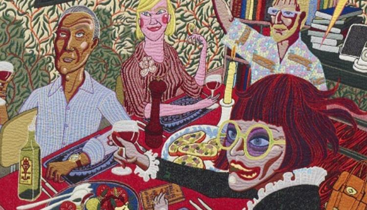 Grayson Perry: The Vanity of Small Differences at Bristol Museum & Art Gallery