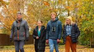 Team Walks at WWT Slimbridge Wetland Centre T