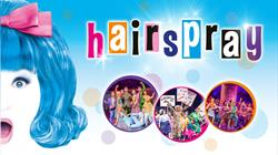 Hairspray at Bristol Hippodrome Theatre