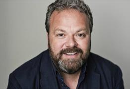 Hal Cruttenden: Chubster at Redgrave Theatre