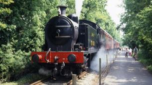 Steam Train at Avon Valley Railway Bristol