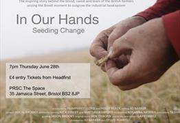 PRSC Present: In Our Hands at The Space