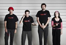 The Unusual Suspects by Instant Wit at Long Ashton Community Centre