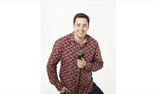 Jason Manford: Work in Progress at Redgrave Theatre
