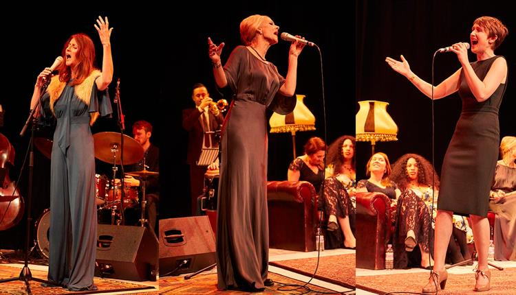 Jazz Dames 4 at Redgrave Theatre