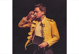 John Robins at The Redgrave Theatre