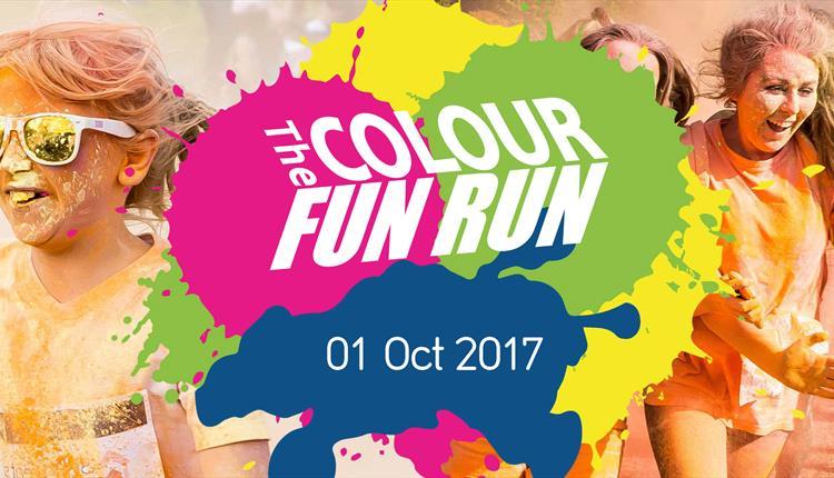 The Colour Fun Run 2017