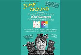 Jump Around X Kid Carpet at Jacobs Wells Baths Centre