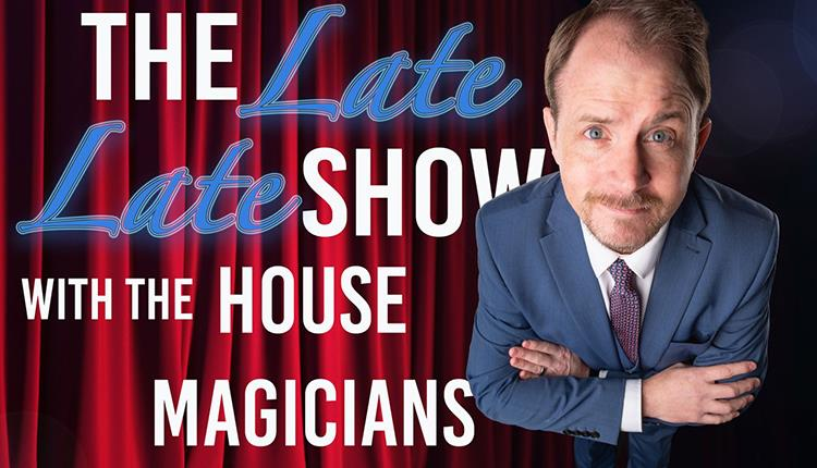 The Late Late House Magicians Comedy & Magic Show at Smoke & Mirrors