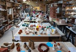 Life of Clay: Experimental Practice at Grymsdyke Farm at the Architecture Centre
