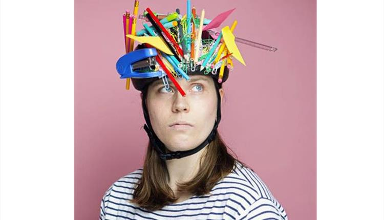 Lisa Berg: The Love of Stationery | Ellen Waddell: Don't Be Terrible at The Wardrobe Theatre