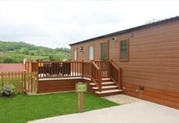 Lodges at Wookey Hole