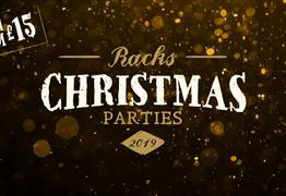 Racks Bar & Kitchen Christmas Parties