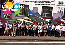 Bristol Street Art Walking Tours