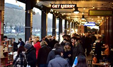 The Harbourside Christmas Market (weekends only)