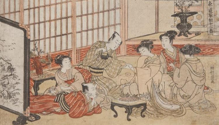 Masters of Japanese Prints: Life in the city at Bristol Museum & Art Gallery
