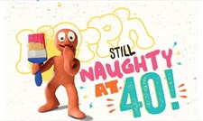 Morph: Still naughty at 40! at The Mall at Cribbs Causeway