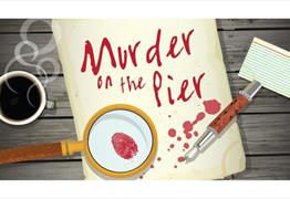 Murder on the Pier: A Wedding to Die For! at the Grand Pier
