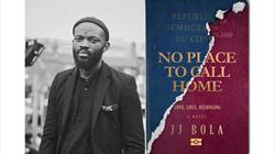 Novel Writers JJ Bola, No Place to Call Home at Spike Island