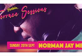 Terrace Sessions: Norman Jay MBE at Bambalan