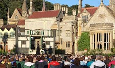 Much ado about nothing with The Lord Chamberlain's Men @ Tyntesfield