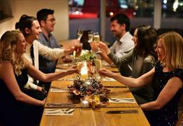 River Cottage Canteen Christmas Parties