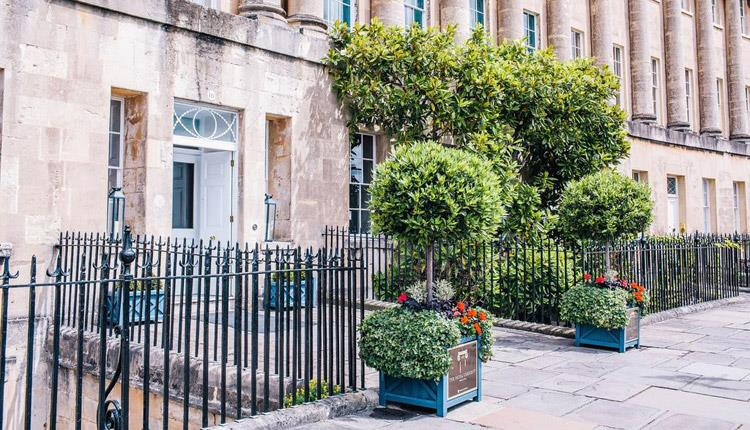The Royal Crescent Hotel and Spa