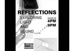 Reflections - Exploring Light and Sound at The Island