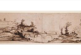 Lines in a Landscape: Drawings from the Royal Collection at RWA
