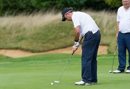 Bowood Seniors' Open 2018 at Bowood Hotel, Spa & Golf Resort