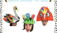 Easter Sunday Family Art and Trail Workshop at Ashton Court Estate