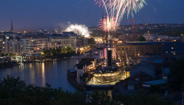 175th Birthday at Brunel's SS Great Britain