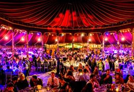 Christmas Parties at the Spiegeltent