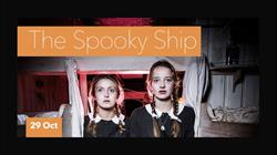 The spooky ship ss Great Britain