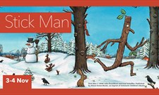 Stick Man at Bristol Old Vic