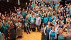 People of Note Community Choir Summer Concert at the Redgrave Theatre