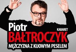 Polish Comedy Night: kabaret Piotr Baltroczyk at the Redgrave Theatre