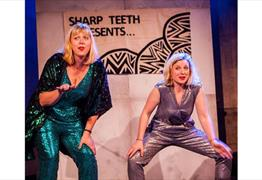 Sharp Teeth at The Wardrobe Theatre