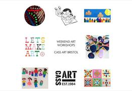 Art Workshops for Kids at Cass Art