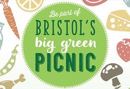 Bristol's Big Green Picnic at Bristol Cathedral